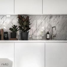 Nerjaveče Jeklo Kuhinjska Pipa - Nivito 1-RH-300