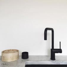 Črna Kuhinjska Pipa - Nivito 15-RH-320