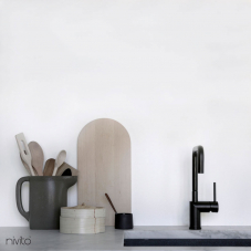 Kuhinja armatura crna