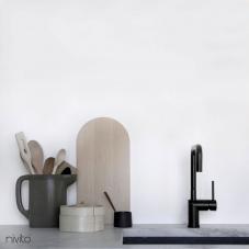 Črna Kuhinjska Pipa - Nivito 18-RH-320