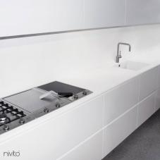 Nerjaveče Jeklo Kuhinjska Pipa - Nivito 5-RH-300