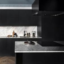 Črna Kuhinjska Pipa - Nivito 9-RH-320