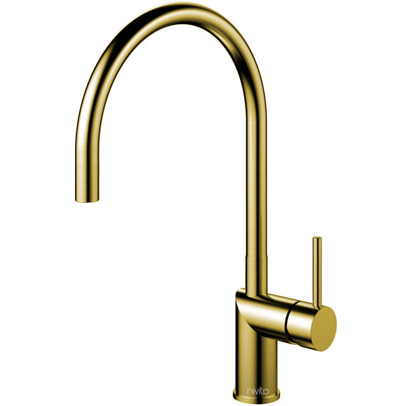 Zlato/Medenina Kuhinjska Pipa - Nivito RH-140