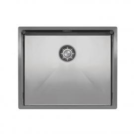 Nerjaveče Jeklo Kuhinjska Umivalnik - Nivito CU-500-B