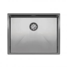 Nerjaveče Jeklo Kuhinjska Umivalnik Za Obraz - Nivito CU-550-B