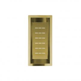 Zlato/Medenina Cedilo Posoda - Nivito CU-WB-200-BB