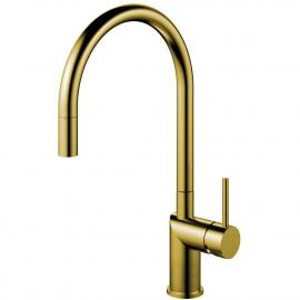 Zlato/Medenina Kuhinjska Pipa Izvlekljiva cev - Nivito RH-140-EX